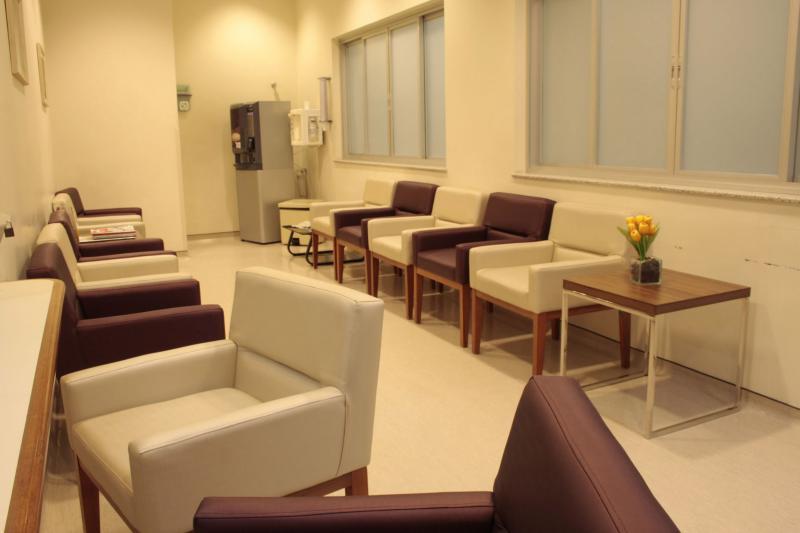 Cadeiras e poltronas para recepção
