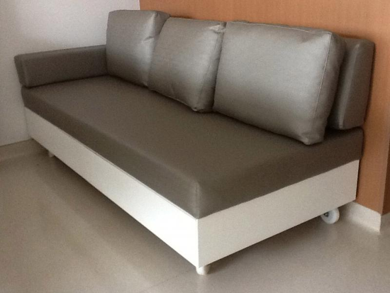 Sofá cama sob medida